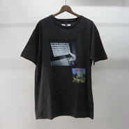 JUVENILE HALL ROLLCALL Tシャツ(その3・OFF BLACK)