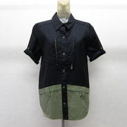 SHIROMA 半袖シャツ