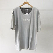 YEAH RIGHT!! here there tシャツ