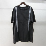 JUVENILE HALL ROLLCALL Tシャツ(その2・OFF BLACK)