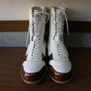YEAH RIGHT!! WRESTLING LEATHER SHOES