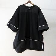 BALMUNG バックフラップビッグTシャツ(ブラック)