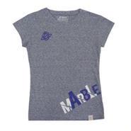 (Marble)  チビTシャツ ブルー