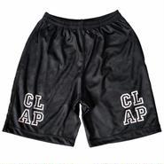 (CLAP)  B-CAMO  HALF  PANTS