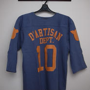 Studio D'artisan 5分袖フットボールT used Mサイズ