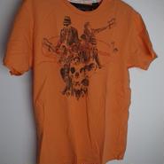 Ben sherman 刺繍Tシャツ サンプル品 used サイズL