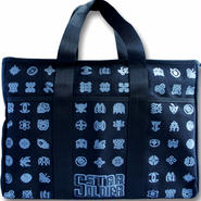 STAR SOLDIER  Canvas Tote Bag