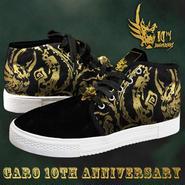 -GARO-  10th Anniversary Limitation Sneaker