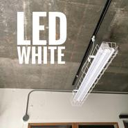 【W-2LG02】ダクトレール用 LED 蛍光灯  2灯