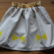 GARAGE MADE Kid's リボンスカート 120〜140位