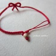 fordwych jewelley ブレスレット ribbon ルージュルージュ