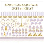 【単品】A3サイズ★Maison Marquise Paris ベビーリラ