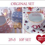 限定価格【セット割引10枚セット】OPERA DUO +It Girl Collection 5種類×2枚ずつの10枚セット¥16,060→