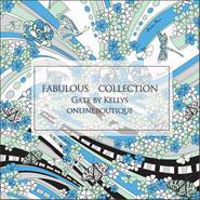 【セット割引】FabulousCollection2種×2枚の4枚セット★ブルーグラデーション