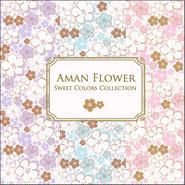 限定OFF【3枚セット】A3サイズ★AmanFlower3色×1枚の3枚セット¥5040→
