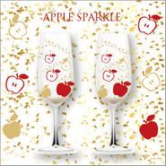 【ガラス用★5枚セット】AppleSparkle転写紙 ¥5900→