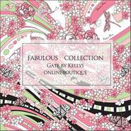 【セット割引】FabulousCollection2種×2枚の4枚セット★ピンク&ピスタチオ