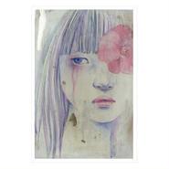 作家名:marukomexy ポストカード「forget me not~椿~」