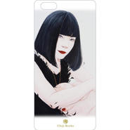 "丁子紅子オリジナルiPhoneケースNo.1""抱く。-Cuddle-"" iPhone7/iPhone 6&6s&iPhone 6Plus&iPhone 6s Plus&5&5s&SE"