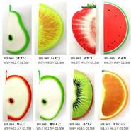リアルすぎて食べたくなる♪フルーツメモ帳【送料無料】
