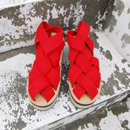 ARIELLE DE PINTO / LVMM woven tape -red-