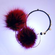 A dream of Incantesimo( Spiral galaxy with exploding Pon Pon)【G-FN013】