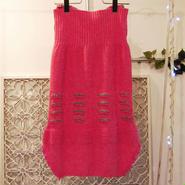 BANSAN nissyouki pink skirt