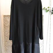 SHIROMA 17S/S BREAK pleats easy dress