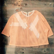 30%OFF!!!! FROM FABRICYARN mesh top【2】
