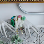Pono'i silk ribbon bracelet