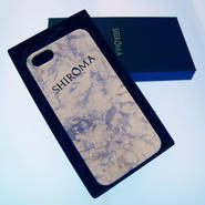 SHIROMA iPhone cover prototype