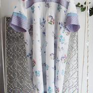 BANSAN tyouchin motif print special dress