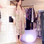 TATARImokke × SHINIGAMI RYOTAROU -long Tshirt typeC-