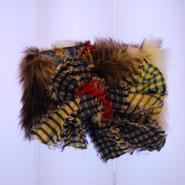 BAVARD-CADEAU 3way fur turban