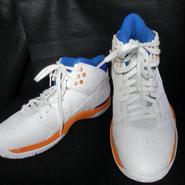 ゲルディビジョン 5  TBF691 ホワイト×オレンジ 26cm/26.5cm