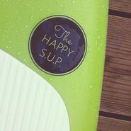 TheHappyS.U.P. Sticker