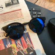 "Sunglasses""2054/Black  Blue"""