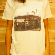 California  T-Shirt/Gas  Station  at  Joshua  Tree