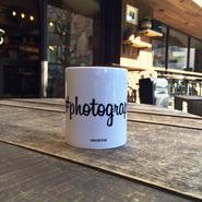 """Hashtag Mug """"photograph"""""""