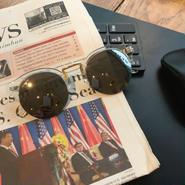 "Sunglasses""2054/Clear  Silver"""