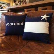"Hashtag  Chshion/Navy ""coconut"""