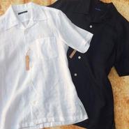SUNDAY AND SONS リネンアロハシャツ