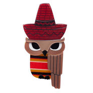 Senor Sombrero ブローチ BH3884-1290