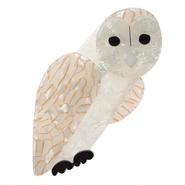 Miah Masked Owl ブローチ BH5375-8170