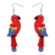 Pancha's Parrots ピアス E5382-6101