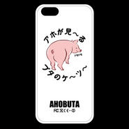 AHOBUTA(アホブタ) iphoneケース