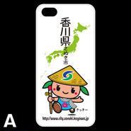 【さぬき市】さっきー iPhone6ケース