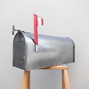 Fulton / フルトン / Mail box / silver