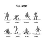 "Toy Boarders ""Toy surfer / Slate gray"