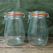 ガラス保存瓶 / 2000ml